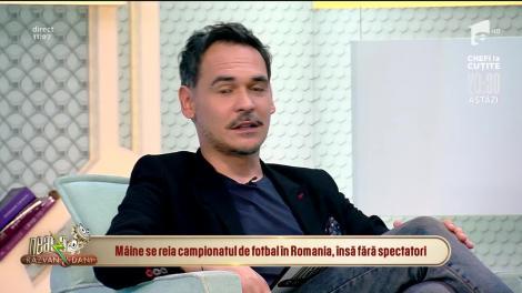 Giani Kiriță, totul despre meciurile din Liga 1