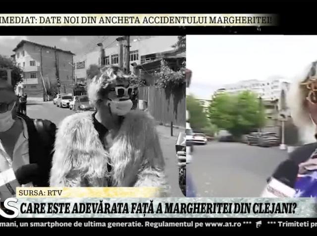 Care este adevărata față a Margheritei de la Clejani