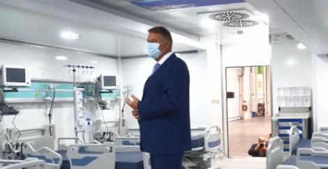 Succes pentru sistemul medical! România, singura ţară din Uniunea Europeană care are acum patru unitati mobile de terapie intensivă