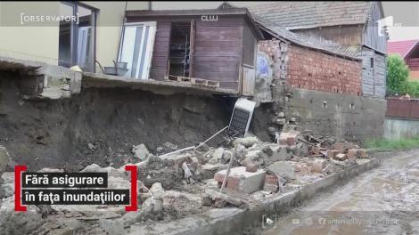 Românii nu-și asigură casele