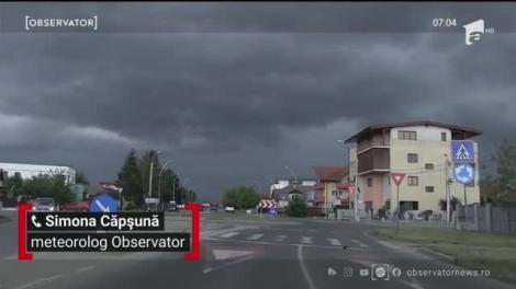 Meteorologul Observator, despre cum va fi vremea în perioada următoare, dar și când vom scăpa de ploi
