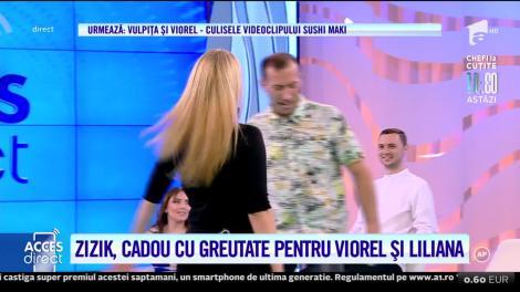 Viorel Stegaru şi Liliana Moise, coregrafie de infarct!