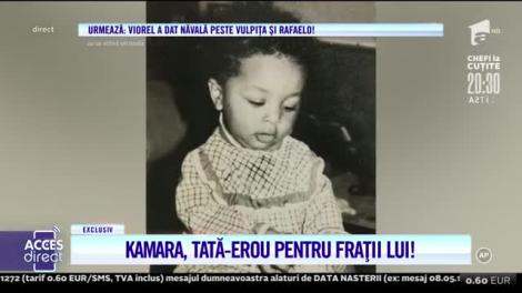 Kamara, declarații emoționante despre copiii lui! Cum arată fiica sa în vârstă de 20 de ani! Stephanie este o tânără și superbă artistă, ce calcă pe urmele tatălui ei! |VIDEO