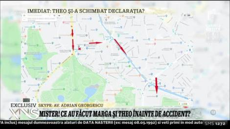 Mister! Ce au făcut Margherita de la Clejani și Theo înainte de accident