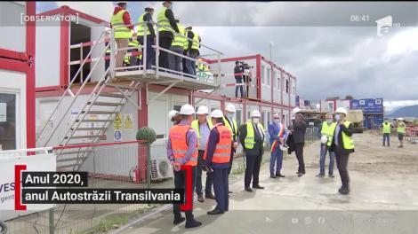 Autostrada Transilvaniei pare o misiune realizabilă