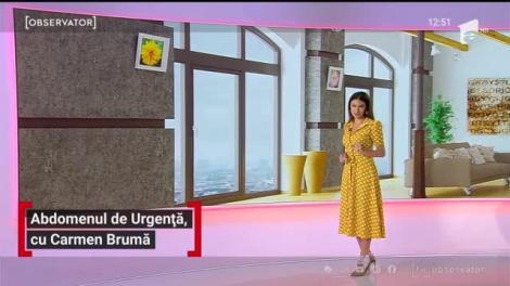 """Carmen Brumă, program nou de slăbit. Cum putem scăpa de kilograme cu """"Abdomenul de Urgență"""""""