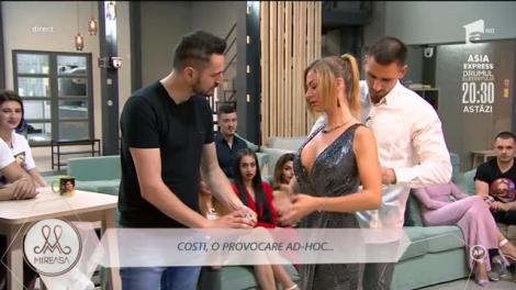 """Emoțiile unui viitor împreună! Ciprian Vlad și Ina, primul cuplu oficial din casa """"Mireasa""""!"""