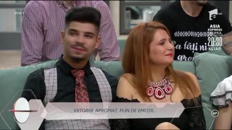"""Lacrimi în casa """"Mireasa""""!  Armando Rădulescu și Andra Nicolin, al doilea cuplu oficial din casa Mireasa. Un inel, cel mai frumos început!"""