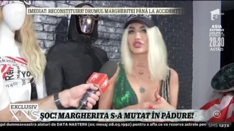 """Margherita, dezvăluiri uluitoare! Primul interviu de după accident: """"Sunt fermecați de personalitatea mea, de atitudinea mea, de frumusețea mea, Poate ajung precum Angelina Jolie"""""""