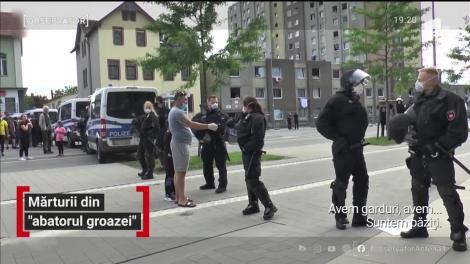 Mărturii din abatorul groazei din Germania