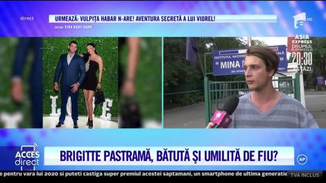 Ce i-a obligat Brigitte Pastramă pe toți partenerii săi de viață! Fiul vedetei, dezvăluire șoc despre Ilie Năstase