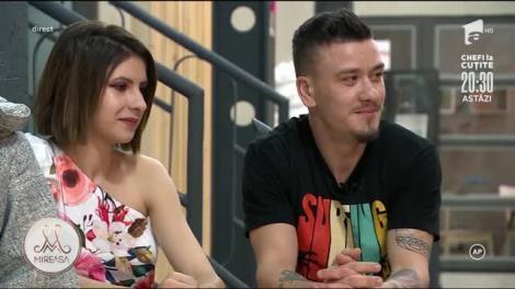Ina și Ciprian, încurajări în dragoste pentru Forin și Cătălina: Cred că vrea să-i dai inelul!