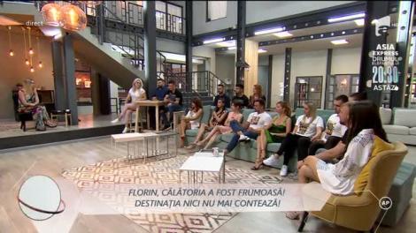 Florin i-a oferit Cătălinei inelul, la emisiunea Mireasa! Decizia luată de concurentă i-a uimit pe toți