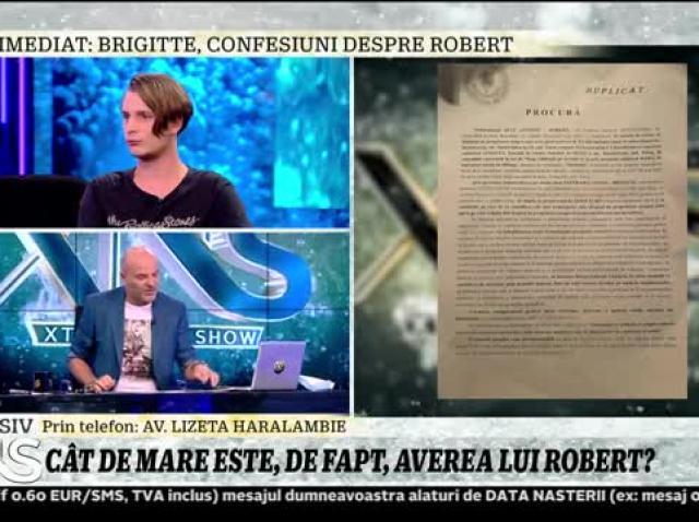 Scandalui moștenirii dintre Brigitte Pastramă și fiul ei ia amploare! Cât de mare este, de fapt, averea lui Robert | Video