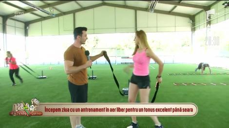 Beneficiile antrenamentului în aer liber