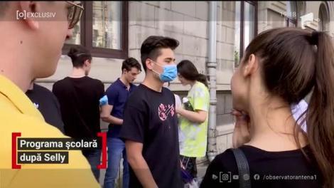Selly, cel mai urmărit vlogger din România, a desfiinţat sistemul de educaţie din România