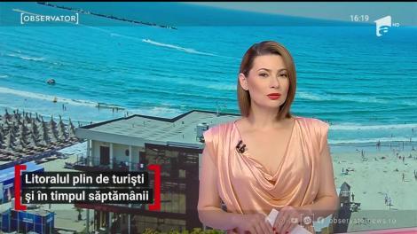 Hotelurile de pe litoral fac  reduceri pentru cei aleg să se relaxeze la mare în cursul săptămânii