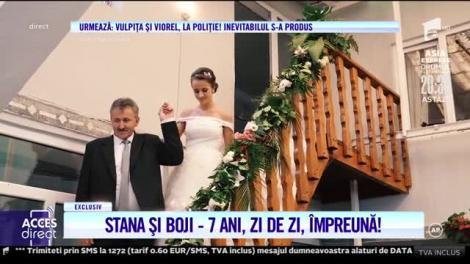 Stana Stepănescu - două nunți, un singur mire!
