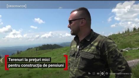 Un primar din Bistrița-Năsăud oferă terenuri la prețuri modice micilor investitori