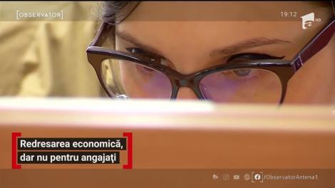 Economia se relansează, dar nu pentru toată lumea