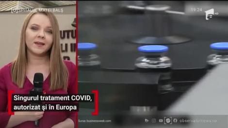 Remdesivir, cel mai efecient medicament împotriva coronavirus, a primit autorizaţie de punere pe piaţă