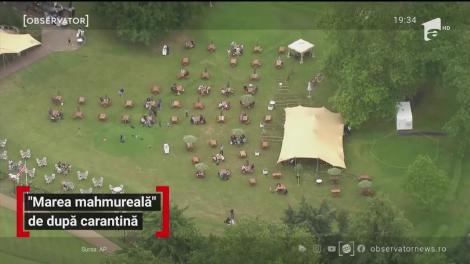 Marea mahmureală de după pandemie, în Marea Britanie