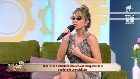 """Ah, ce trup, ce picioare! Anna Lesko este """"muy caliente"""" în piesa Ivanko, alături de Culiță Sterp   VIDEO"""