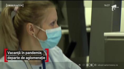 Vacanță în pandemie, departe de aglomerație