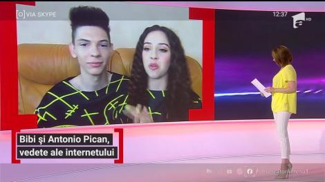Bibi, prima piesă alături de iubitul ei, Antonio Pican. Ce planuri au împreună cei doi artiști