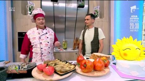 Vinete românești, rețeta lui Vlăduț de la Neatza cu Răzvan şi Dani