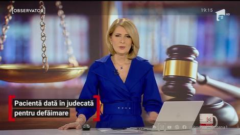 Pacientă dată în judecată pentru defăimare de Spitalul Judeţean din Arad