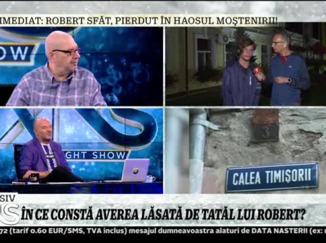 Robert Sfăt, pierdut în haosul moștenirii!