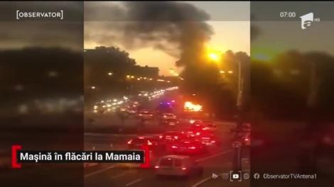 A fost pericol de explozie, aseară, în staţiunea Mamaia!