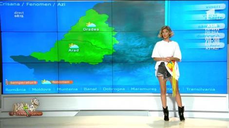 Prognoza Meteo, 13 iulie 2020. Cod galben de ploi cu tunete și fulgere