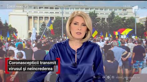 România s-a împărţit în două. Jumătate poartă mască, jumătate nu