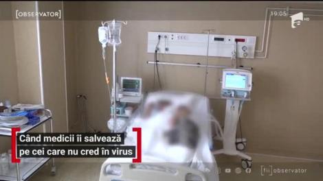 Medicii încep să cedeze fizic şi psihic din cauza celor care neagă existența coronavirusului