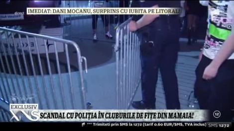 Cum arată cluburile de fițe din Mamaia, în plină pandemie! Scandal cu Poliția, pe litoral! |Video
