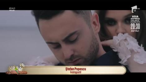 """Ștefan Popescu, lansare în muzică, la Neatza! Ascultă aici piesa """"Îndrăgostit""""!"""