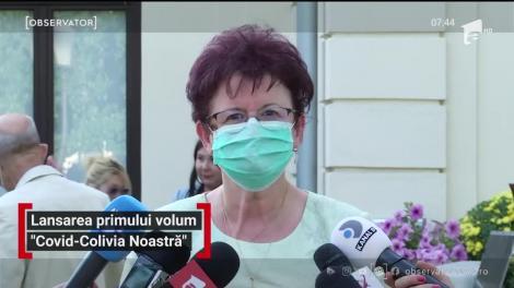S-a lansat prima carte despre noul virus. Volumul conţine mărturiile, gândurile şi trăirile a 50 de personalităţi din România