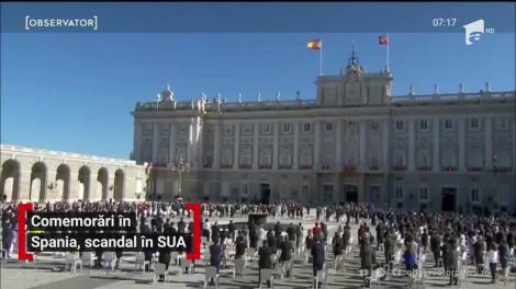 Spania rămâne cea mai afectată ţară din Uniunea Europeană de pandemie