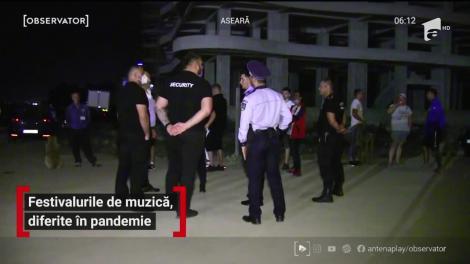 Festivalurile de muzică, diferite în pandemie