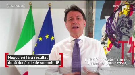 Negocieri fără rezultat după două zile de summit UE