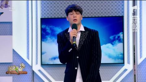 Eden Loren cântă senzațional, în platoul de la Neatza cu Răzvan și Dani