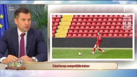 Cazurile de coronavirus se înmulțesc în Liga 1! Craiova, Dinamo și Poli Iași cer înghețarea campionatului
