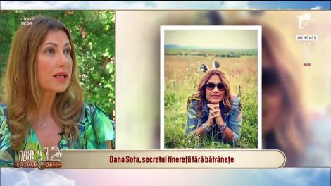 Dana Sota, secretul tinereții fără bătrânețe