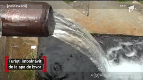 Atenție ce consumați când plecați de acasă! Au crezut că e apă de izvor, curată, dar s-au îmbolnăvit pe capete