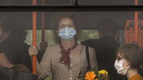 Pedepse pentru călătorii fără mască din autobuz