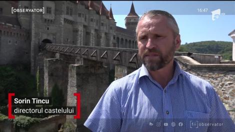 Comemorare la  Castelul Corvinilor din Hunedoara
