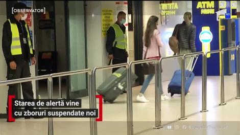 Mia de noi cazuri pe zi vine cu noi restricții de călătorie. Tot mai multe ţări nu mai acceptă turişti din România și anulează zborurile