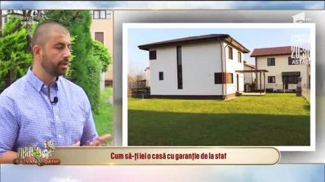 Cum să-ți iei o casă cu garanție de la stat